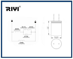 motor starting capacitor wiring diagram wirdig washing machine motor capacitor buy washing machine motor capacitor