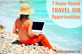 Travel Agent Job Description Magnificent 48 HomeBased Travel Job Opportunities