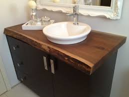 bathroom vanities vessel sinks apply contemporary  inch double rectangle vessel sink bathroom vanity