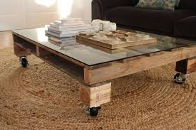 cute coffee table made from pallets 28 diy pallet img making a top into dining book out of tree stump crates door reclaimed wood
