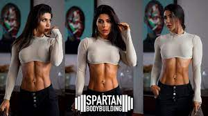 Deniz Saypinar workout | Spartan Bodybuilding - YouTube