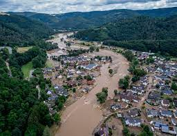 Recent Flooding in Germany could ...