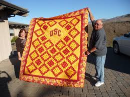 College Football Quilt & College quilt Ideas Adamdwight.com