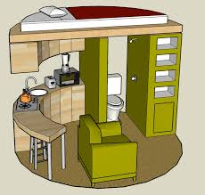 Small Picture Google Sketchup 3D Tiny House Designs
