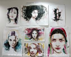 hodaya louiustaev makeup the art of beauty