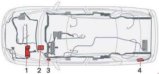 2001 2009 volvo s60 and s60 r fuse box diagram fuse diagram 2001 2009 volvo s60 and s60 r fuse box diagram