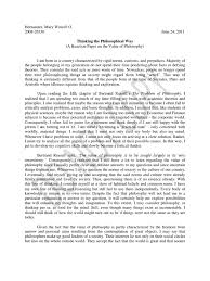 the value of philosophy essay co the value of philosophy essay reaction paper chapter xv the value of philosophy protected the value of philosophy essay