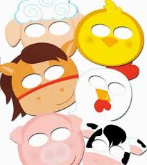 Printable animal masks kids will have fun pretending to be animals with these super cute, free printable animal masks. 42 Free Printable Masks For Kids Freebie Finding Mom