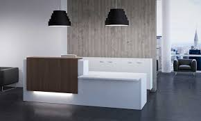modern office reception desk. Modern Reception Desk With Good Ideas For Fantastic Design And All Renovate Interior Office I