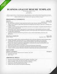 Sample Financial Analyst Resume Elegant Business Letter Format