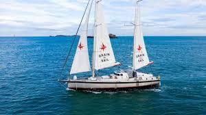 breton cargo ship arrives in new york