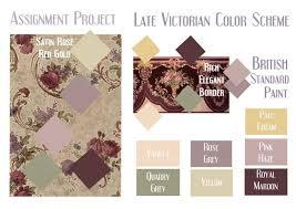 Victorian Color Scheme id