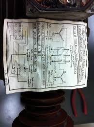 motor wiring diagram u v w wiring solutions rh rausco