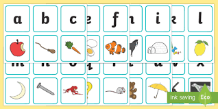 Phonetics is pretty straight forward. Free Game To Teach Alphabet Recognition Teaching Resource