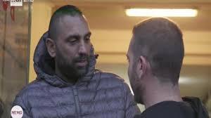 Roberto Spada aggredisce un giornalista Rai, video virale sul web