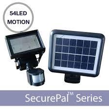 Security Lights  DutchgloworgSolar Sensor Security Light