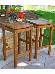outdoor counter height stools. Outdoor Bar Stools Eucalyptus Wood Height Counter T