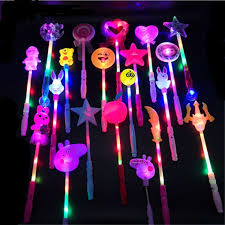 Light Wand Toy Hot Item Led Light Up Wand Toy For Kids
