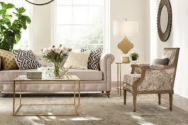 global old world living room