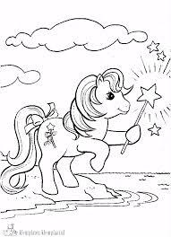 Kleurplaten My Little Pony Kleurplaten My Little Pony Tales