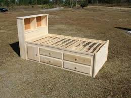 best 25 captains bed ideas on diy storage bed plans with double captain bed