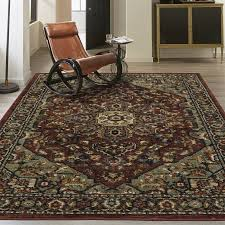 amazing home attractive mohawk home area rug in outstanding shining exciting caravan medallion mohawk home