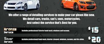 Car Detailing Gift Certificate Templates Elegant Auto Detailing ...