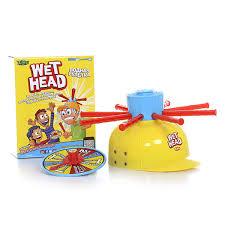 Игра <b>Водная</b> Рулетка <b>Wet Head</b> Zing   Игра Мокрая голова