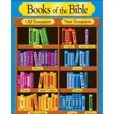 Divisions Of The Bible Books Of The Bible Bible Crafts