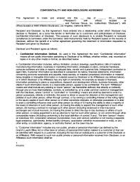 Mutual Confidentiality Agreement standard confidentiality agreement Forms and Templates Fillable 74