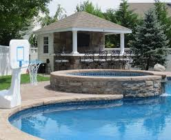 backyard pool bar. Siesta Pool Bar In A Backyard With Entertaining Area