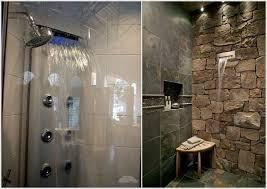 4. Waterfall Shower Heads