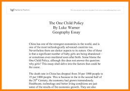 one child policy essay address example one child policy essay cropped 1 png