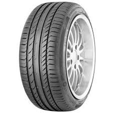 Buy <b>Continental ContiSportContact</b> 5 Tyres at Halfords UK