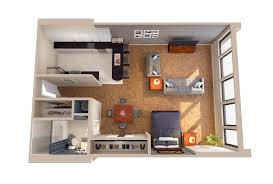 Diplomat Floor Plans Columbia Plaza Apartments - Studio apartment floor plans 3d