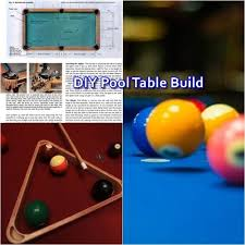 Diy pool table plans Square Kitchen Table Diy Pool Table Build Free Plans The Homestead Survival Diy Pool Table Build Free Plans The Homestead Survival