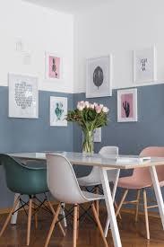Unser Neuer Essbereich Minimalistische Wohnzimmer