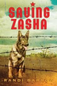 book talk saving zasha