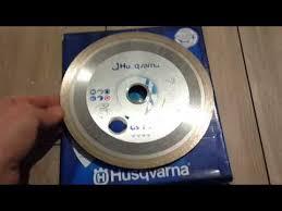 <b>Алмазные</b> диски для резки плитки - YouTube