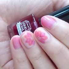 フラワーネイルお花ネイル花ネイル ピンクネイル春ネイル