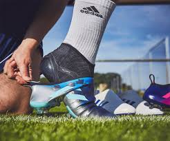 ... GLITCH Cleats Give You Greater Ball Control And The Ability To Change  Up Your Look Whenever Want. Just Whip Off Outer, Pull On Another In Adidas