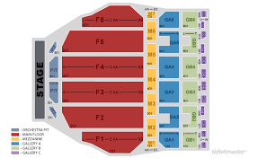 You Will Love Seat Number Fox Seating Chart Fox Theatre