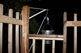 Uncategorized Treehouse Pulley System nienie dialogues the treehousenienie  asks on blogher mr nielsons sweet pulley design