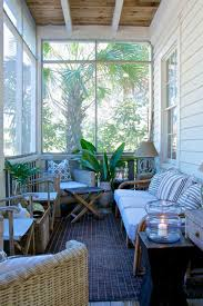 Small Sunroom With Garden Ideas