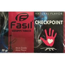 Табак fasil checkpoint Контрольная Точка грамм