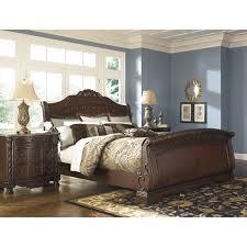 sleigh bed Ashley Furniture Sleigh Bed Gratify Ashley Furniture