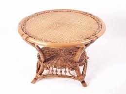exquisite round rattan coffee table of ottoman best of awesome furniture wicker best