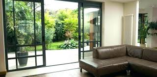 sliding glass wall cost bathroom panels contemporary black with textured full