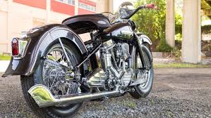 1948 panhead custom bike may be the nicest in existence harley