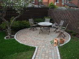 round patio. Amazing Round Patio With Winding Path And Circular | SJ Smith Home \u0026 Garden